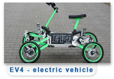 ev4 - electric vehicle
